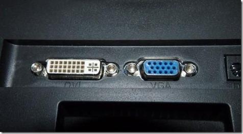 VGA和DVI接口